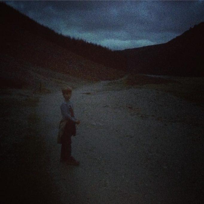 Walking back in the dark